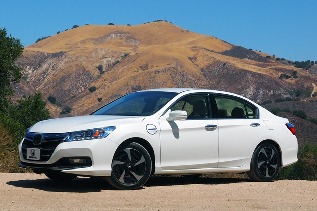 Honda Accord Hybrid Edition